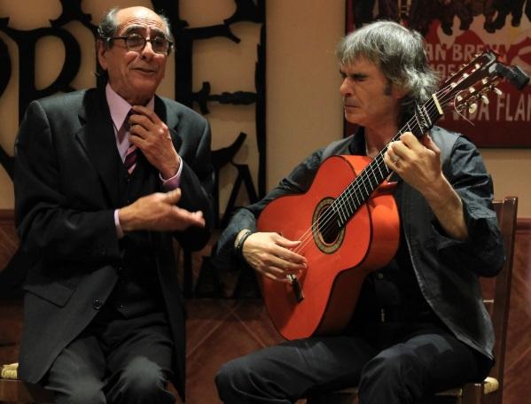 Andrés Lozano y Antonio Soto